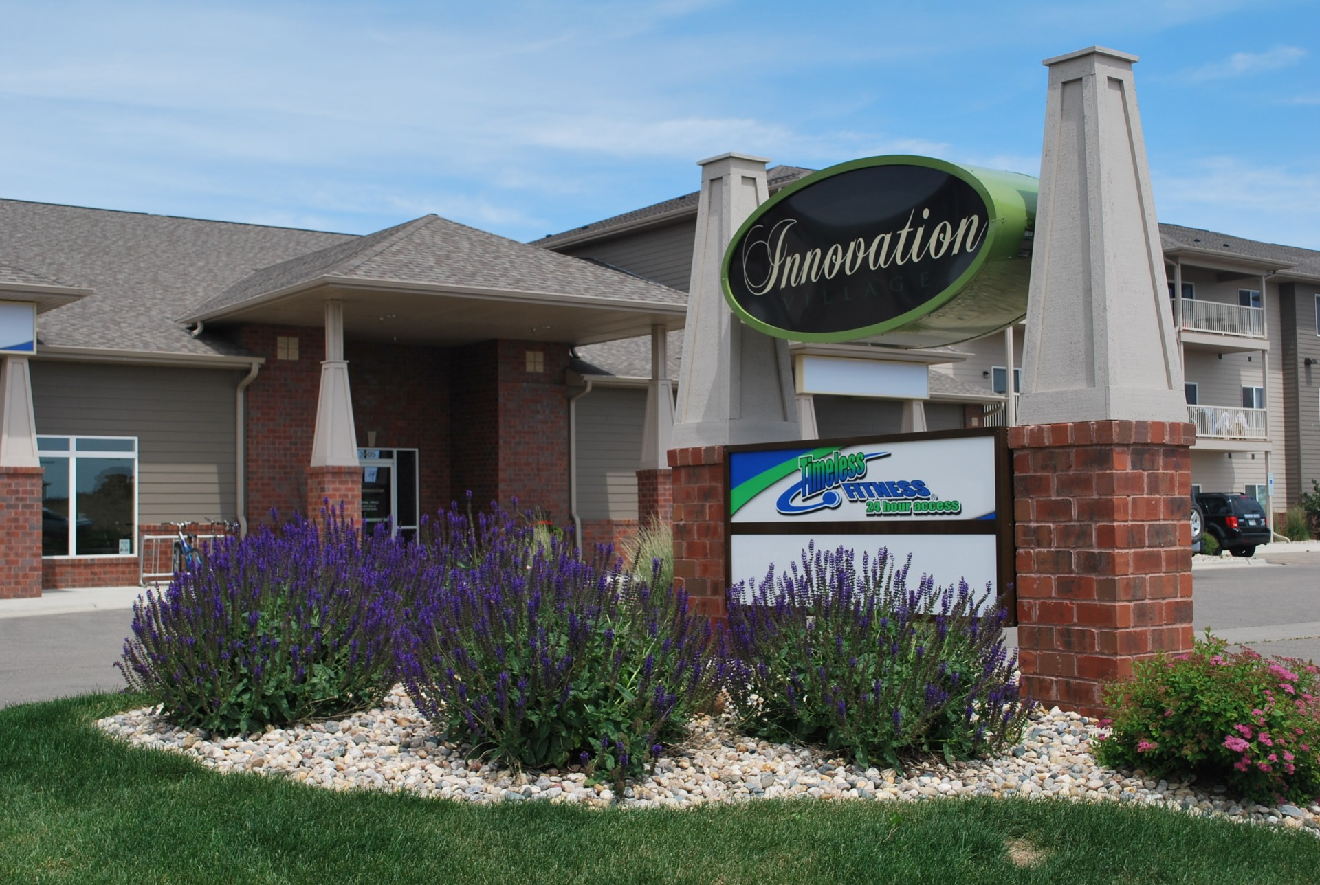 Innovation Village - Innovation Village is a unique and innovative apartment community in Brookings, SD